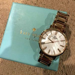 Beautiful Kate spade watch! Brand new battery